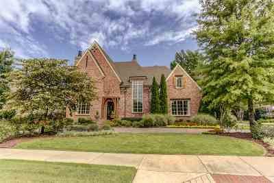 Collierville Single Family Home For Sale: 1274 Braywind
