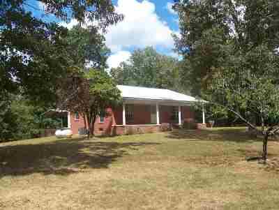 Morris Chapel Single Family Home For Sale: 525 Ritter