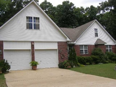 Counce Single Family Home For Sale: 490 Crow
