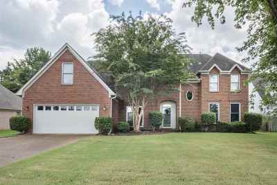 Cordova TN Single Family Home For Sale: $262,000