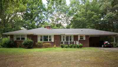 Somerville Single Family Home Contingent: 15805 Hwy 64
