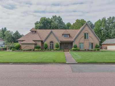 Germantown Single Family Home Contingent: 8715 Somerset