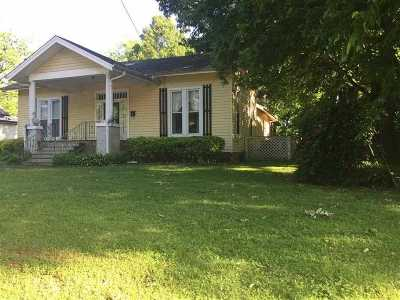 Covington Single Family Home For Sale: 411 Garland