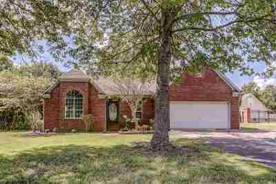 Atoka Single Family Home Contingent: 95 Brittany