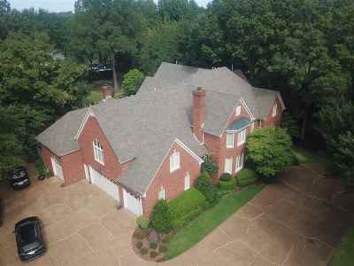 Memphis Single Family Home For Sale: 245 N Walnut Bend