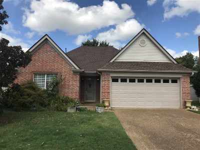 Bartlett Single Family Home Contingent: 4119 Golf View