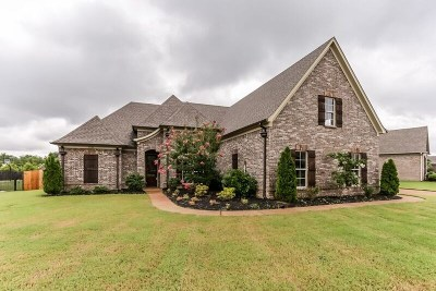 Millington Single Family Home Contingent: 7236 Ryan Hill