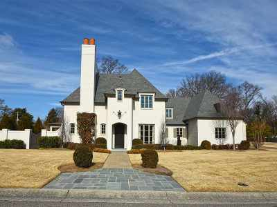 Memphis TN Single Family Home Contingent: $1,335,000