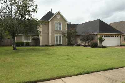 Cordova TN Single Family Home Contingent: $225,500