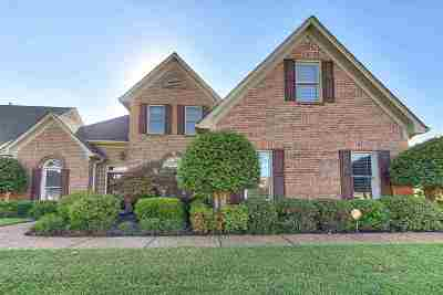 Collierville Single Family Home For Sale: 95 Morris Manor