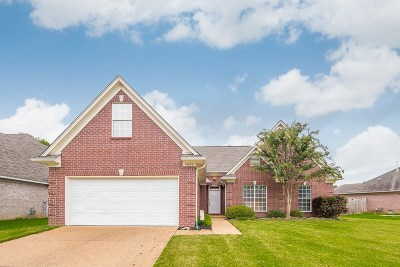 Arlington Single Family Home Contingent: 5820 Lillian Bend