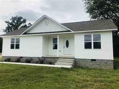 Savannah Single Family Home For Sale: 505 Malcomb