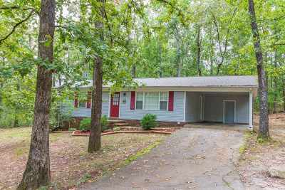 Selmer Single Family Home For Sale: 537 Country Club Lane