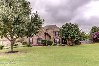 Olive Branch Single Family Home For Sale: 4998 Wedgewood