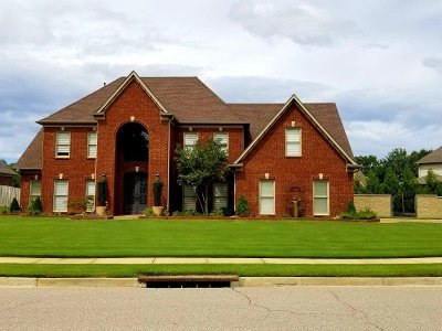 Collierville Single Family Home For Sale: 1150 S Indian Wells