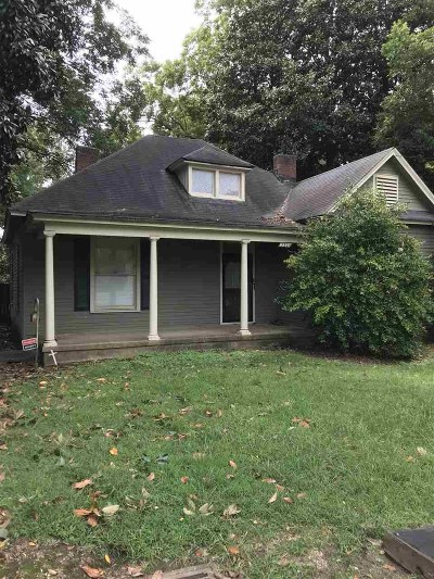 Memphis Single Family Home For Sale: 2371 Avery