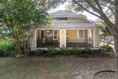 Central Gardens Single Family Home For Sale: 214 Lemaster