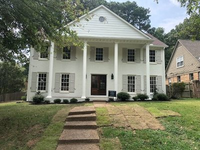 Germantown Single Family Home For Sale: 2435 Dogwood Trail