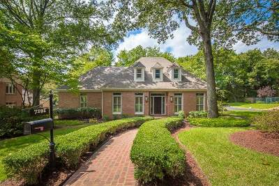 Germantown Single Family Home For Sale: 7191 Plantation