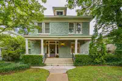 Memphis Single Family Home For Sale: 1696 Carruthers
