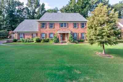 Germantown Single Family Home Contingent: 8369 Grand Oak