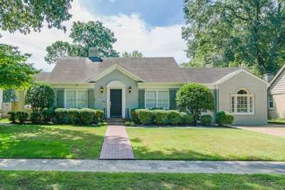 Memphis Single Family Home For Sale: 3807 Highland Park