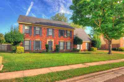 Memphis Single Family Home For Sale: 1996 Brownsford