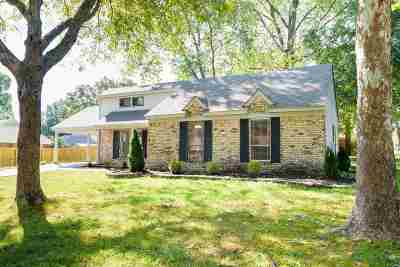 Collierville Single Family Home For Sale: 509 Yellowhammer