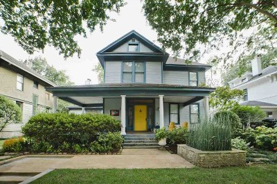 Memphis Single Family Home For Sale: 1481 Carr