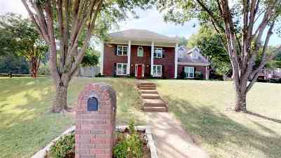 Collierville Single Family Home Contingent: 663 Hunters Way