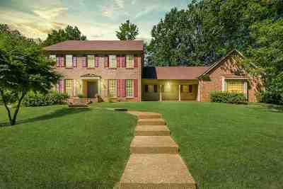 Memphis Single Family Home For Sale: 63 Shady Glen