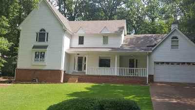 Memphis Single Family Home For Sale: 8622 Beckenham