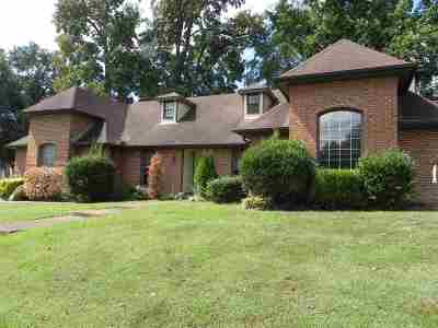 Bartlett Single Family Home For Sale: 3509 Meggie
