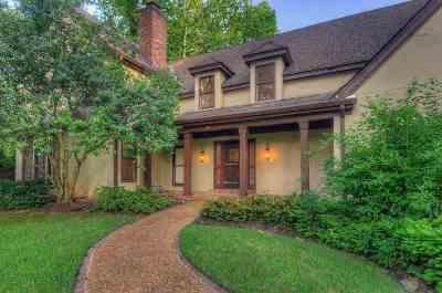 Memphis Single Family Home For Sale: 6081 Wood Way
