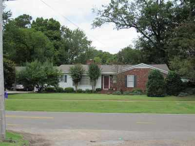 Covington Single Family Home For Sale: 600 W Sherrod