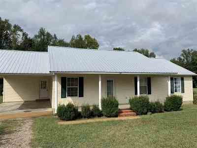 Adamsville Single Family Home For Sale: 250 Pauline