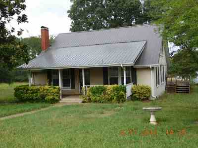 Florence AL Single Family Home For Sale: $46,900
