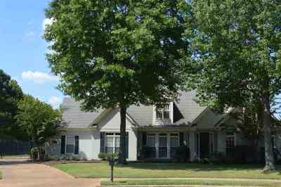 Germantown TN Single Family Home Contingent: $485,000