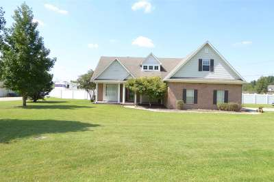 Atoka Single Family Home For Sale: 167 Farmer