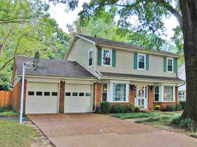 Memphis Single Family Home For Sale: 2600 Inverary