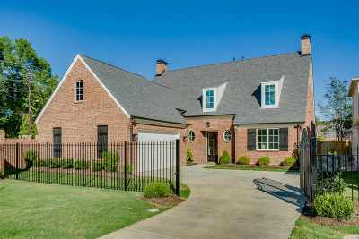 Memphis TN Single Family Home For Sale: $550,000