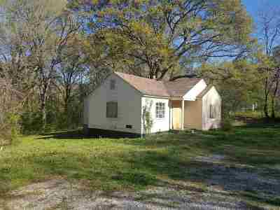 Memphis TN Single Family Home For Sale: $19,900