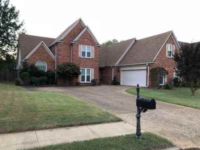 Cordova TN Single Family Home For Sale: $274,900