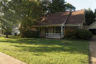 Memphis TN Single Family Home For Sale: $140,000