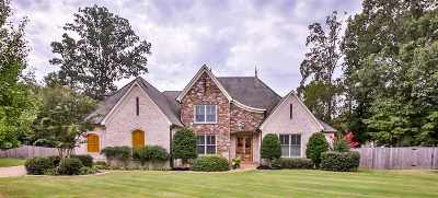 Bartlett Single Family Home Contingent: 8295 Thorne Hollow