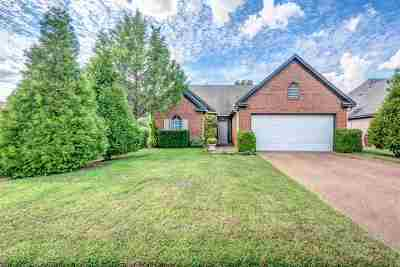 Memphis Single Family Home For Sale: 2771 Van Leer