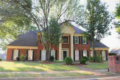 Memphis Single Family Home For Sale: 9007 Brent