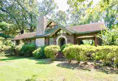 Memphis TN Single Family Home For Sale: $450,000
