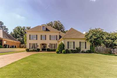 Collierville Single Family Home For Sale: 779 Magnolia Garden