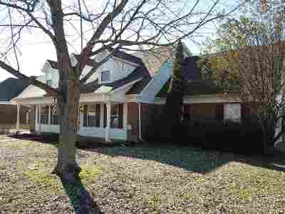 Collierville Single Family Home For Sale: 1407 Wolf Ridge
